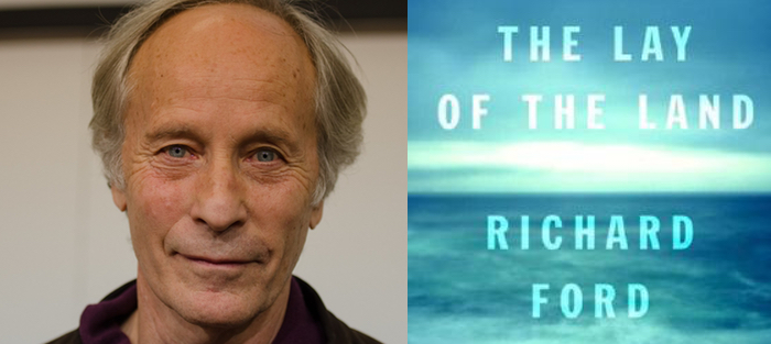 Bringing the News: An Interview with Richard Ford