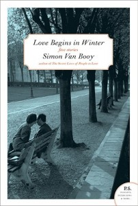 Love Begins in Winter cover