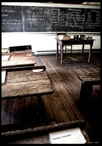 School Room by Rob Shenk on Flickr