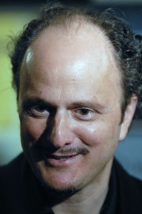 Eugenides at National Writers Series, 10/20/11. Cr: John L. Russell