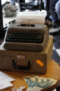 GWO_Day 1_Typewriter