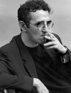 Roberto Bolano Author Photo