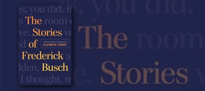 Book of the Week: The Stories of Frederick Busch
