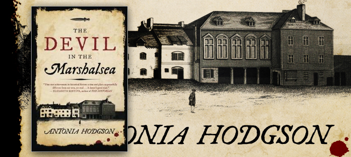 The Devil in the Marshalsea, by Antonia Hodgson