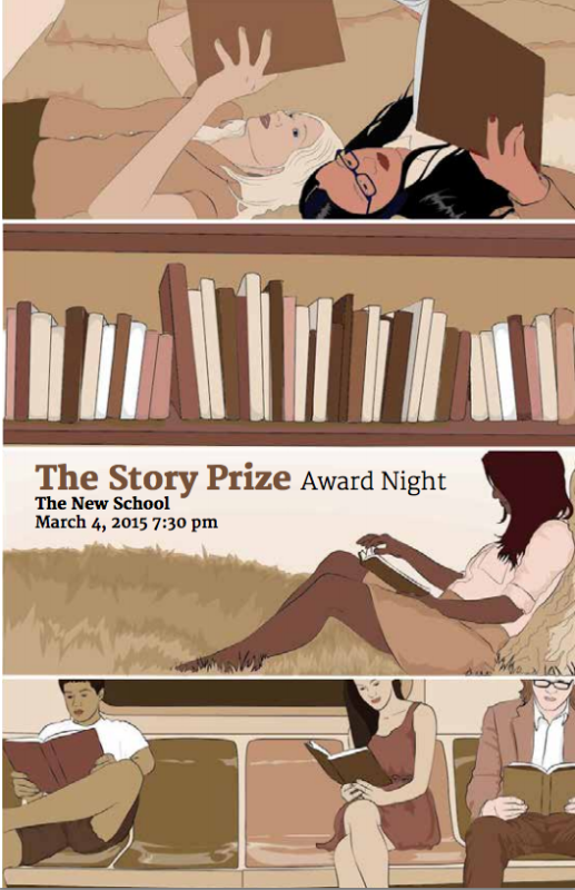 Story Prize Full Cover