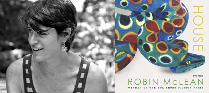 Cut Off the Cover and Read It: an Interview with Robin McLean