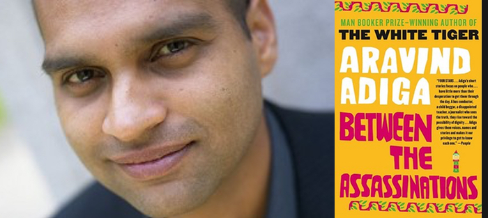 What Fiction Provides: An Interview with Aravind Adiga