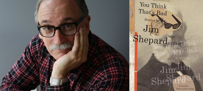 Save That Blood! An Interview with Jim Shepard