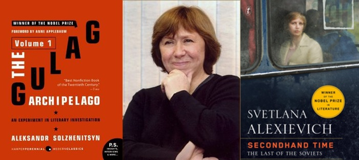 Little Histories in Svetlana Alexievich's Secondhand Time