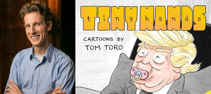 Setting the Tone: An Interview with Tom Toro