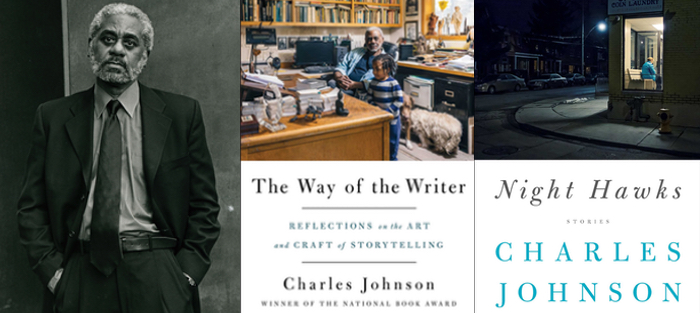 Literary Mentors and Friends: An Interview with Charles Johnson