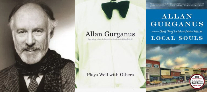 The Landscape of Fiction: An Interview with Allan Gurganus