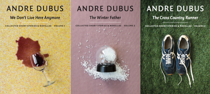 I Owe Andre Dubus a Piece of Me