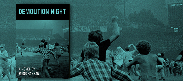 Dystopias Future and Past: Demolition Night, by Ross Barkan