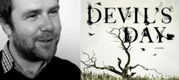 Tremors in the Background: Talking with Andrew Michael Hurley