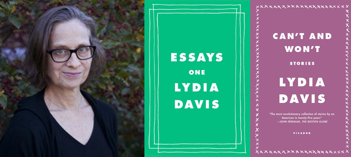 Balance and Coherence: An Interview with Lydia Davis