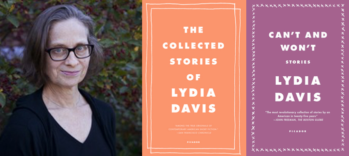 Three Writers Walk into a Bar: Why I'm Not Bored to Tears Reading Lydia Davis