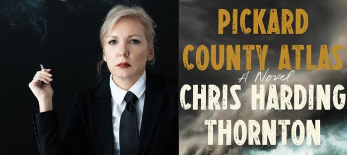 I Didn't Write Noir on Purpose: A Conversation with Chris Harding Thornton