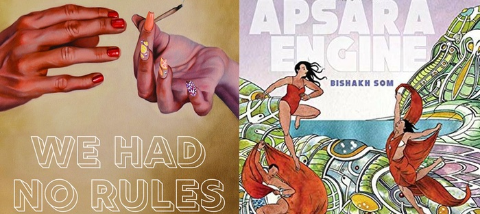 Against Interiority: Negotiating the Mind and Body in Corinne Manning's We Had No Rules and Bishakh Som's Apsara Engine