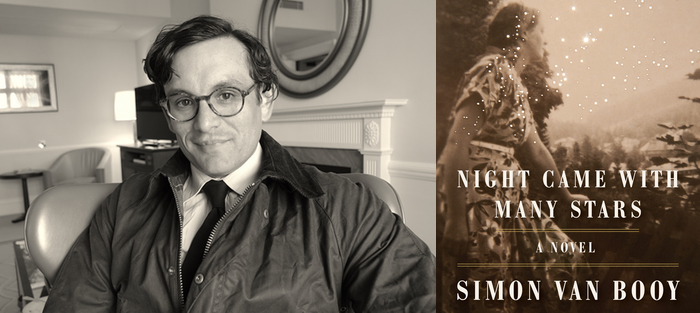 Looking Out from the World: An Interview with Simon Van Booy