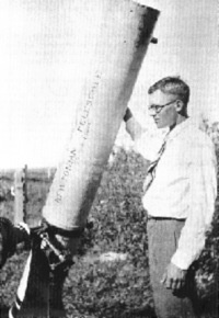Clyde Tombaugh, Lowell Obsrv.