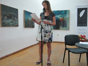 Kelly Luce Reading