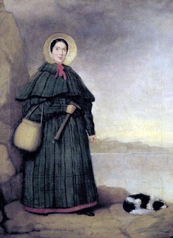 Mary Anning, prior to 1842