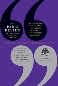 Order Your Copy of Volume IV of The Paris Review Interview