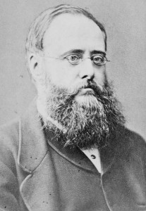 William Wilkie Collins (8 January 1824 – 23 September 1889)