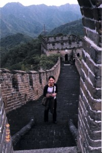 The Great Wall / credit: from the author's website