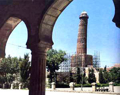 The Humbacked Minaret - Mosul, Iraq